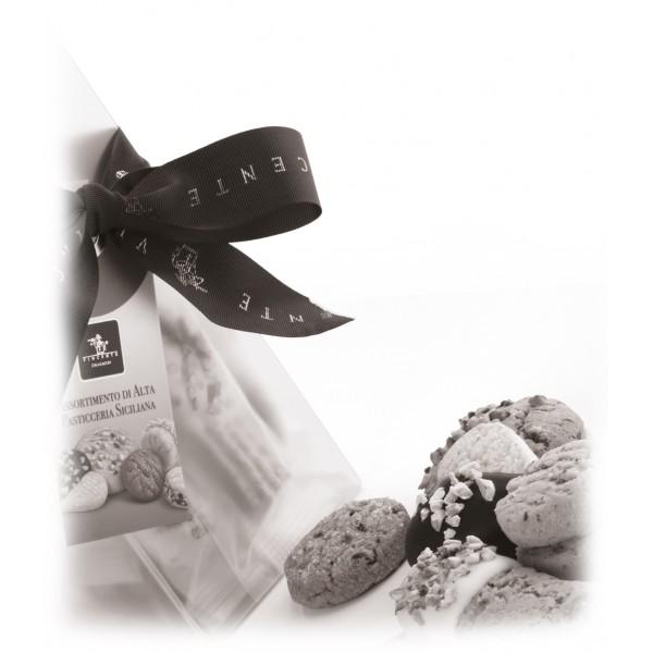 Vincente Delicacies - Assortimento Alta Pasticceria Siciliana Pistacchio - Opal