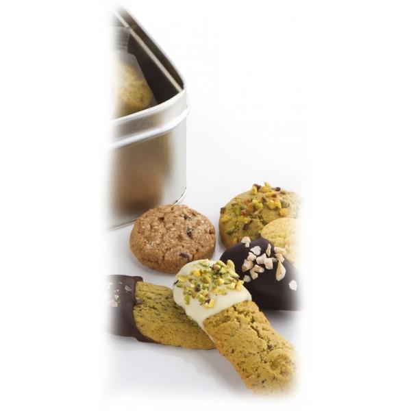 Vincente Delicacies - Assortimento Alta Pasticceria Siciliana Pistacchio - Luxor