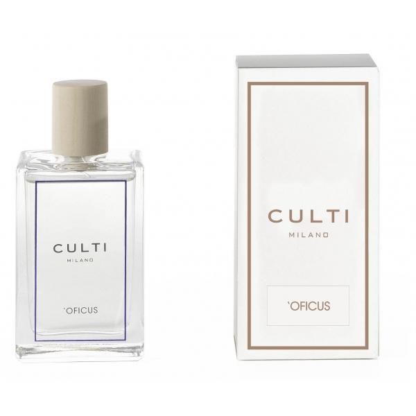Culti Milano - Classic Spray 100 ml - Oficus - Room Fragrances - Fragrances - Luxury