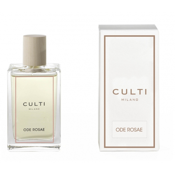Culti Milano - Classic Spray 100 ml - Ode Rosae - Room Fragrances - Fragrances - Luxury