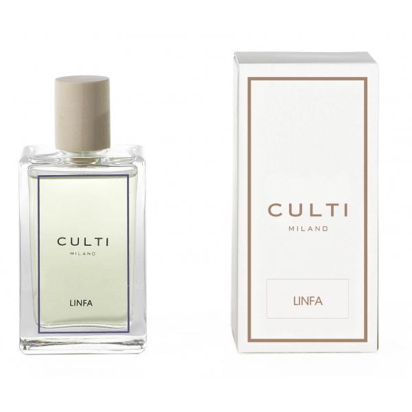 Culti Milano - Classic Spray 100 ml - Linfa - Room Fragrances - Fragrances - Luxury