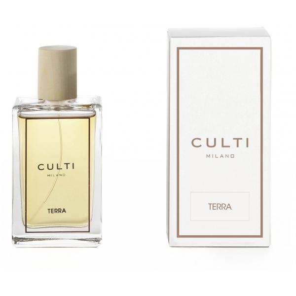 Culti Milano - Classic Spray 100 ml - Terra - Room Fragrances - Fragrances - Luxury