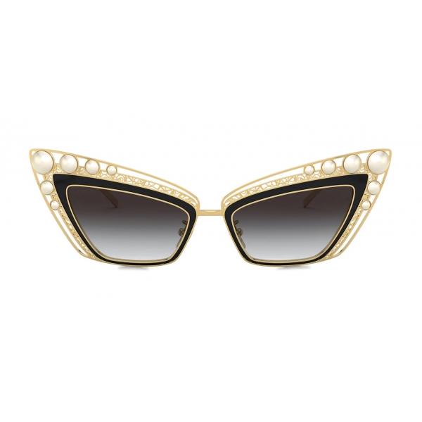 Dolce & Gabbana - Christmas Sunglasses - Gold - Dolce & Gabbana Eyewear