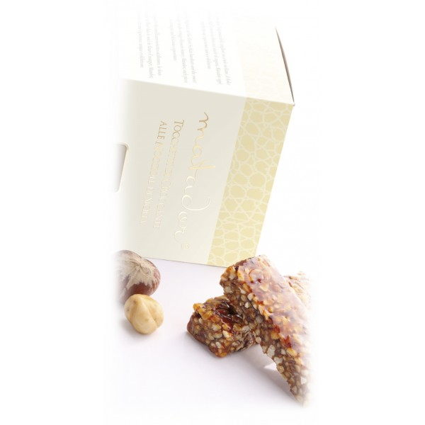 Vincente Delicacies - Tocchetti di Croccante alle Nocciole Sicilia - Matador Crystal