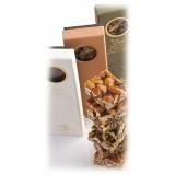 Vincente Delicacies - Tronchetto di Croccante alla Mandorla Sicilia - Eros - Astuccio Oblò