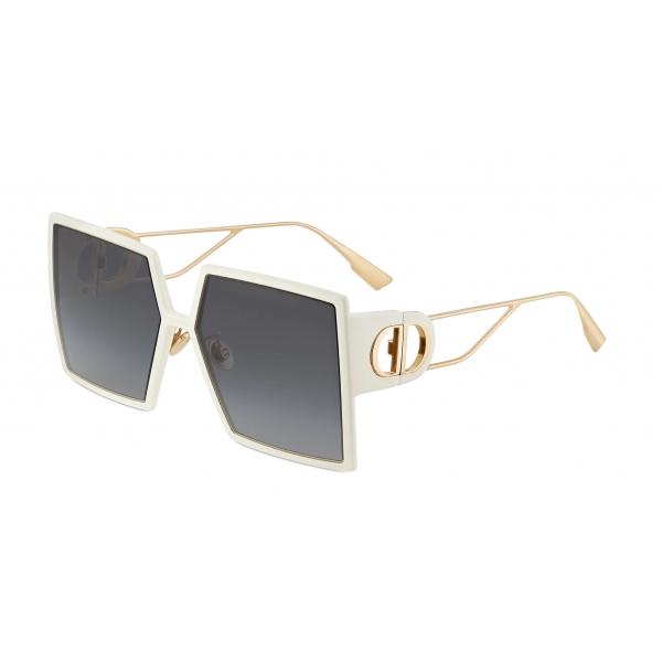 Dior - Sunglasses - 30Montaigne - Ivory - Dior Eyewear
