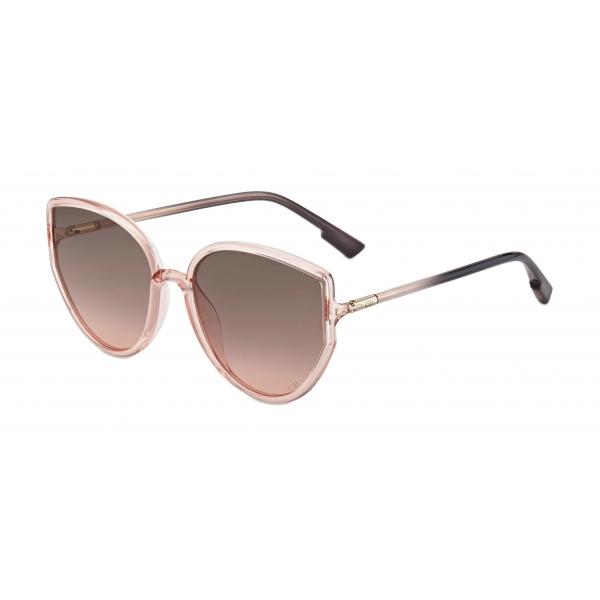 Dior - Occhiali da Sole - DiorSoStellaire4 - Rosa Trasparente - Dior Eyewear