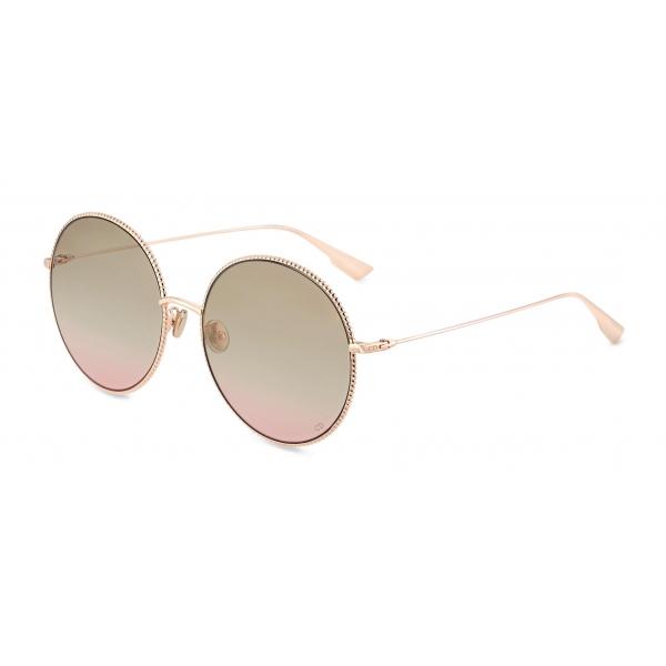 Dior - Occhiali da Sole - DiorSociety2F - Sfumate Marrone Rosa - Dior Eyewear