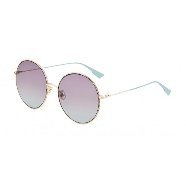 Dior - Occhiali da Sole - DiorSociety2F - Sfumate Viola Blu - Dior Eyewear