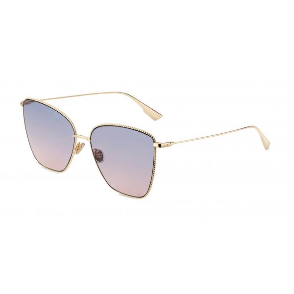 Dior - Occhiali da Sole - DiorSociety1 - Sfumate Blu Rosa - Dior Eyewear