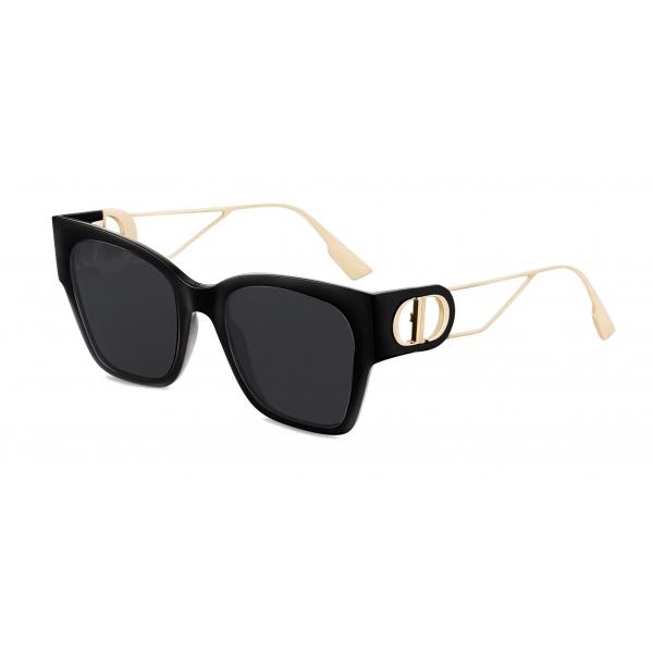 Dior - Sunglasses - 30Montaigne1 - Black - Dior Eyewear