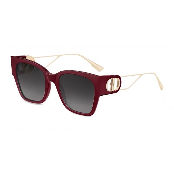 Dior - Sunglasses - 30Montaigne1 - Burgundy - Dior Eyewear