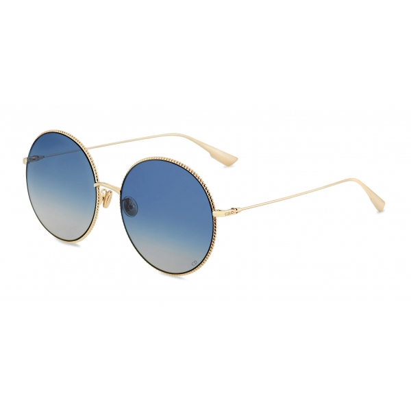 Dior - Sunglasses - DiorSociety2F - Shaded Blue Gray - Dior Eyewear