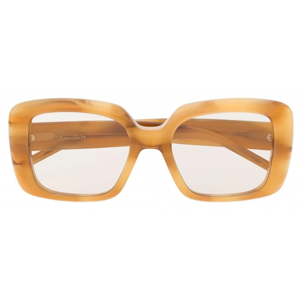 Pomellato - Oversize Frame Sunglasses - Tortoiseshell - Pomellato Eyewear