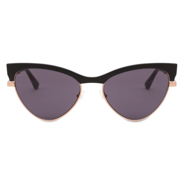 Moschino - Cat-Eye Sunglasses - Black - Moschino Eyewear