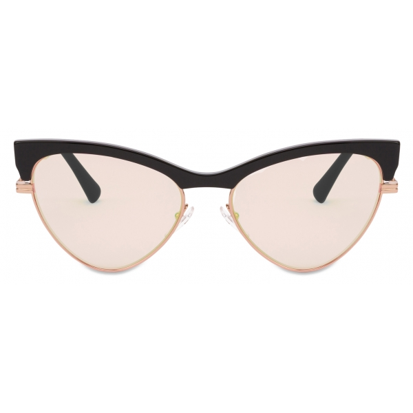 Moschino - Cat-Eye Sunglasses - Light Yellow - Moschino Eyewear