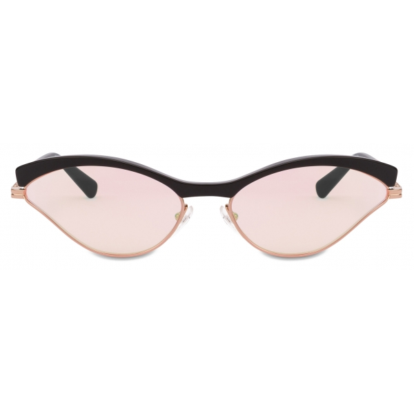 Moschino - Sporty Cat-Eye Sunglasses - Pink - Moschino Eyewear