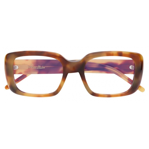 Pomellato - Square Glasses - Havana - Pomellato Eyewear