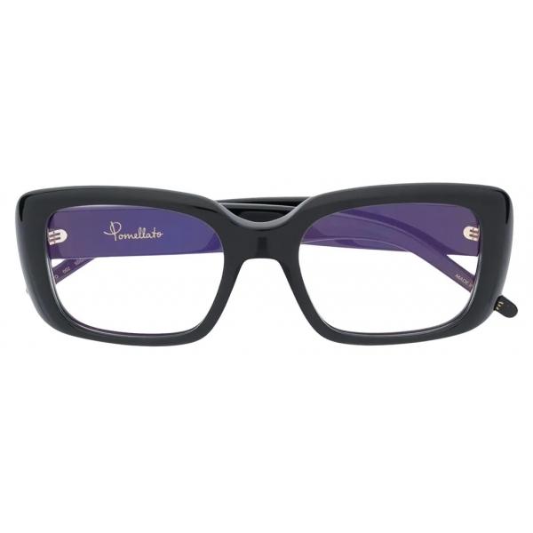 Pomellato - Occhiali Quadrati - Nero - Pomellato Eyewear