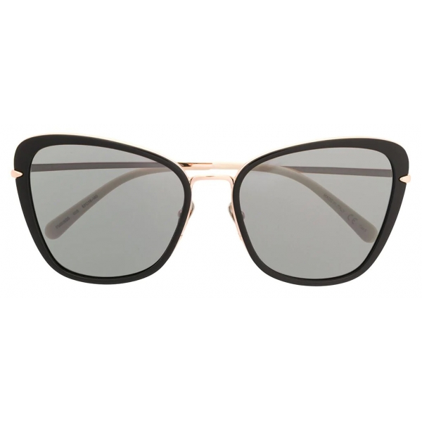 Pomellato - Butterfly Sunglasses - Black Gold - Pomellato Eyewear