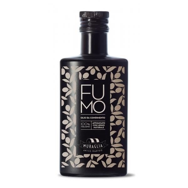 Frantoio Muraglia - Fumo - Olio Affumicato - Olio Extravergine di Oliva Italiano - Alta Qualità