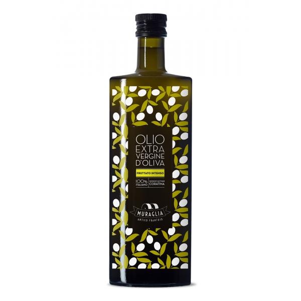Frantoio Muraglia - Fruttato Intenso - Essenza - Olio Extravergine di Oliva Italiano - Alta Qualità