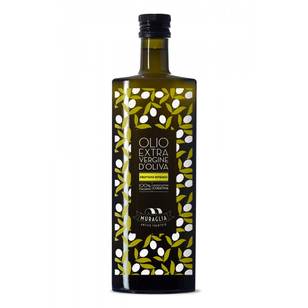 Frantoio Muraglia - Intense Fruity Oil - Essenza - Italian Extra Virgin Olive Oil - High Quality