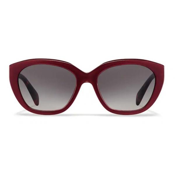 Prada - Prada Eyewear - Cat Eye Sunglasses - Opaline Red - Prada Collection - Sunglasses - Prada Eyewear