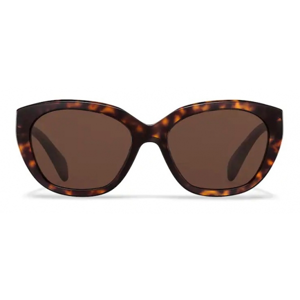 Prada - Prada Eyewear Collection - Occhiali Cat-Eye - Tartaruga - Prada Collection - Occhiali da Sole - Prada Eyewear