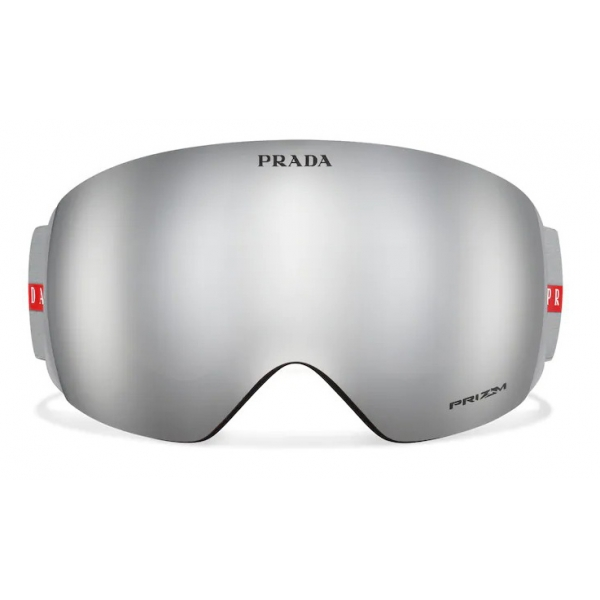 Prada - Oakley Snow Goggle - Grey Mirror - Prada Collection - Sunglasses - Prada Eyewear