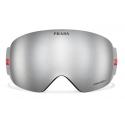 Prada - Oakley Snow Goggle - Grey Mirror - Prada Collection - Sunglasses - Prada Eyewear