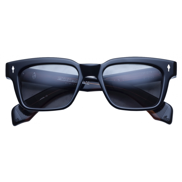 Jacques Marie Mage - Molino Noir 4 - Limited Edition - Nero - Jacques Marie Mage Eyewear