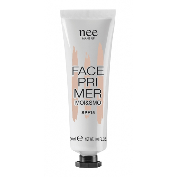 Nee Make Up - Milano - Face Primer Moi And Smo SPF 15 - Gipsy Collection - Primer - Viso - Make Up Professionale