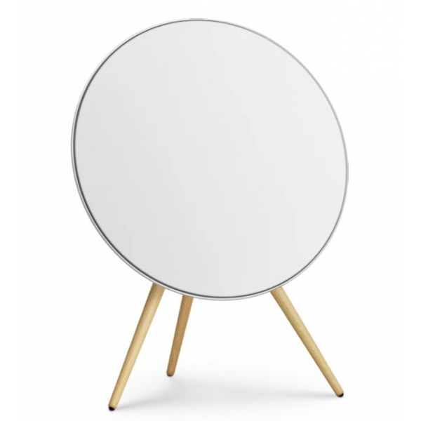 Bang & Olufsen - B&O Play - Beoplay A9 with Google Assistant - White - 4 th Generation - High Quality Speaker