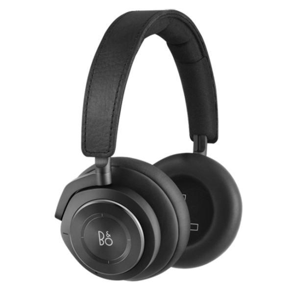 Bang & Olufsen - B&O Play - Beoplay H9 3rd Gen - Nero Opaco - Cuffie Premium con Cancellazione del Rumore Attiva - Alta Qualità