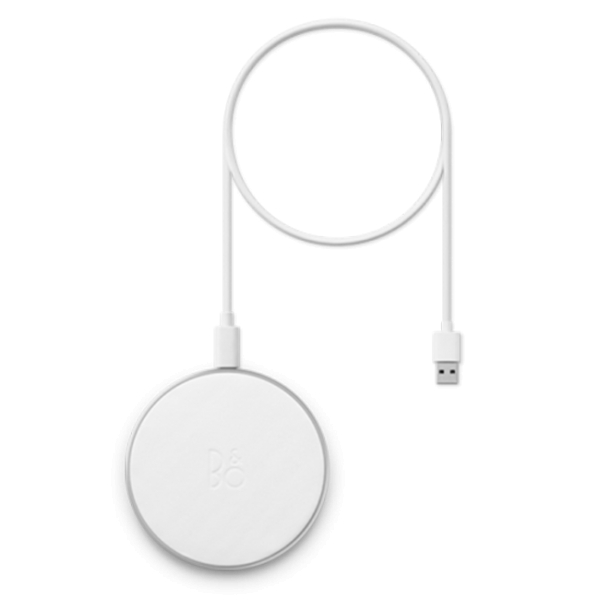Bang & Olufsen - B&O Play - Beoplay Charging Pad - Bianco - Wireless - Alta Qualità Luxury