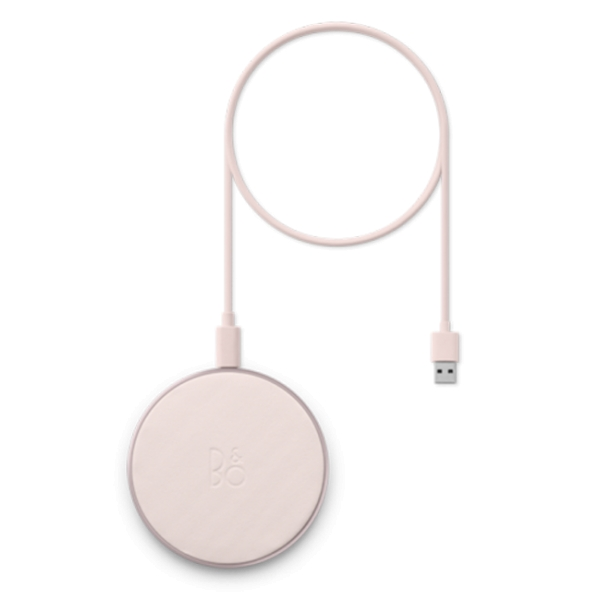 Bang & Olufsen - B&O Play - Beoplay Charging Pad - Rosa - Wireless - Alta Qualità Luxury