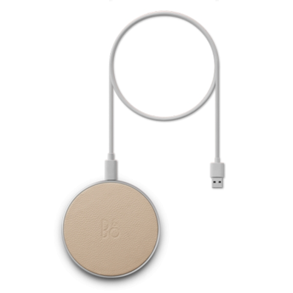 Bang & Olufsen - B&O Play - Beoplay Charging Pad - Naturale - Wireless - Alta Qualità Luxury