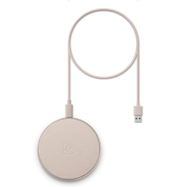 Bang & Olufsen - B&O Play - Beoplay Charging Pad - Limestone - Wireless - High Quality Luxury