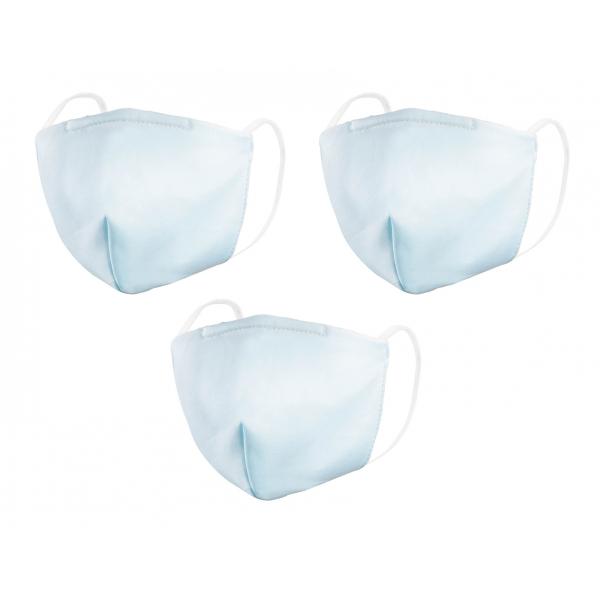 Gian Ferrente - Est. 1982 - GF Air Soft Pocket Mask - Cotone USA di Alta Qualità - Maschera di Protezione - Coronavirus COVID19