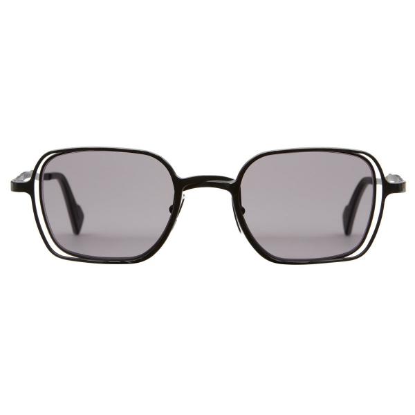 Kuboraum - Mask H22 - Nero - H22 BB - Occhiali da Sole - Kuboraum Eyewear