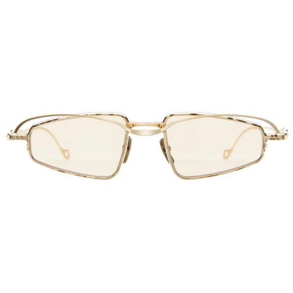 Kuboraum - Mask H73 - Gold - H73 GG - Sunglasses - Kuboraum Eyewear