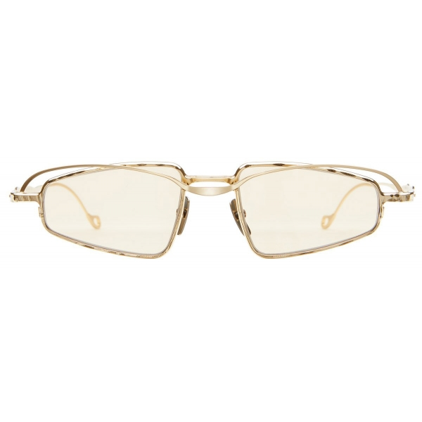 Kuboraum - Mask H73 - Oro - H73 GG - Occhiali da Sole - Kuboraum Eyewear