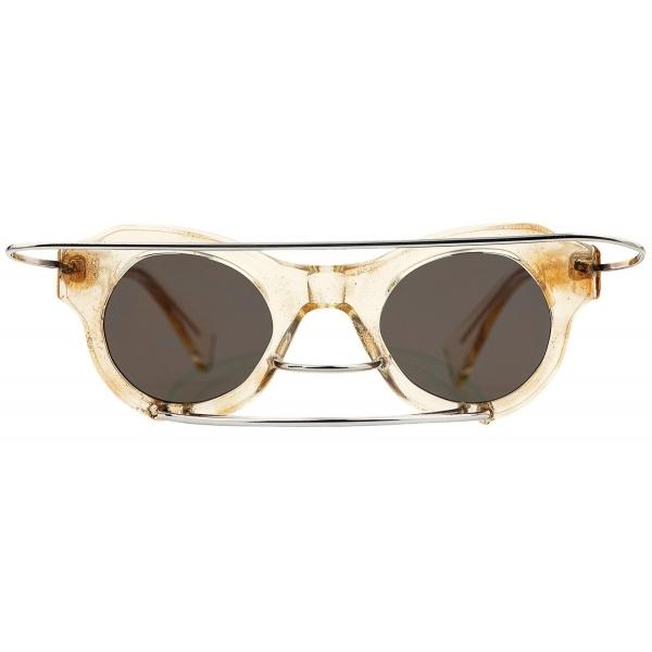 Kuboraum - Mask L1 - Afrofuturism - L1 CHP AF - Sunglasses - Kuboraum Eyewear