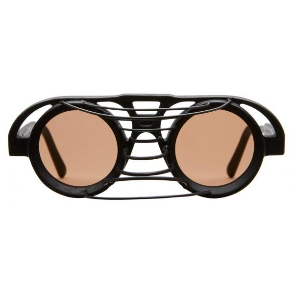 Kuboraum - Mask T10 - Afrofuturism - T10 COP AF - Sunglasses - Kuboraum Eyewear