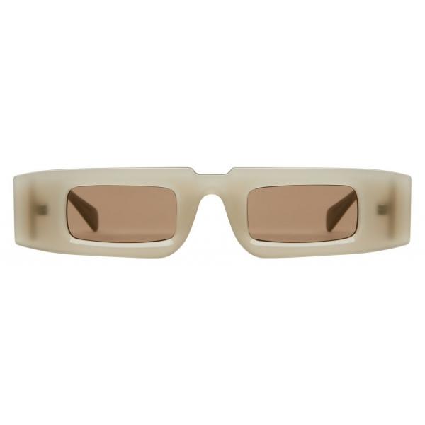 Kuboraum - Mask X5 - Carciofo - X5 AR - Occhiali da Sole - Kuboraum Eyewear