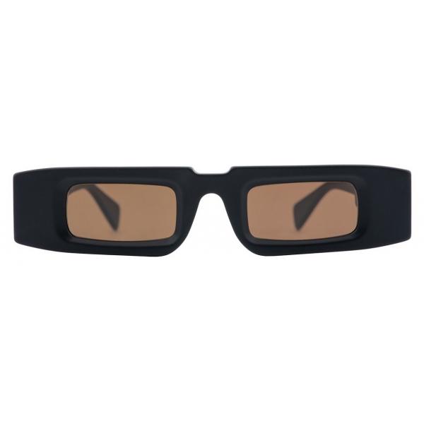 Kuboraum - Mask X5 - Nero Opaco - X5 BM - Occhiali da Sole - Kuboraum Eyewear