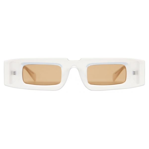 Kuboraum - Mask X5 - Pearl - X5 PL - Sunglasses - Kuboraum Eyewear