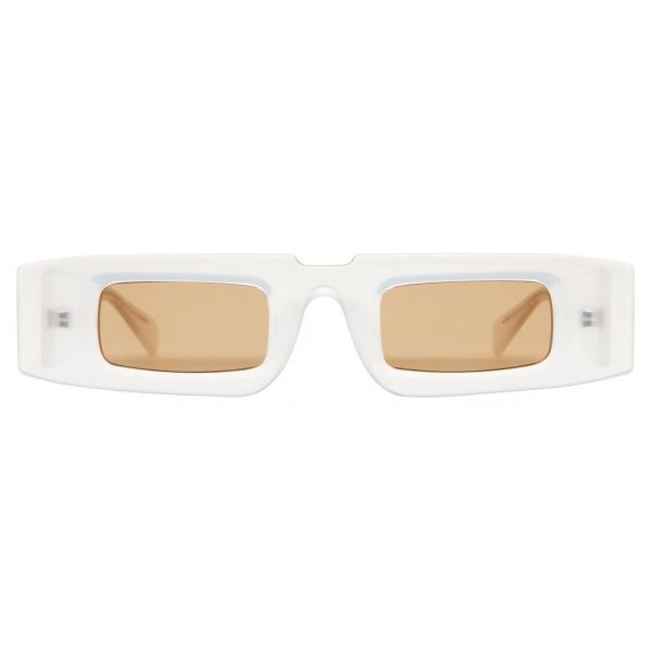Kuboraum - Mask X5 - Perla - X5 PL - Occhiali da Sole - Kuboraum Eyewear