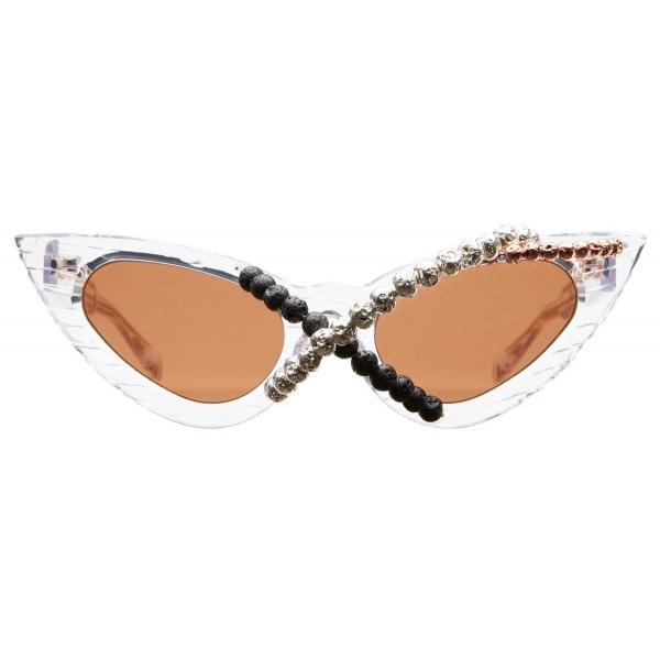 Kuboraum - Mask Y3 - Afrofuturism - Y3 CR AF - Occhiali da Sole - Kuboraum Eyewear